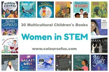 30 Multicultural Children's Books About Women In STEM