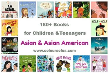 180+ Asian & Asian American Books For Children & Teenagers